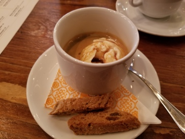 Photo: Affogato at Domenica Restaurant by Marielle Songy